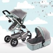 3 in 1 travel system with car seat- Pram