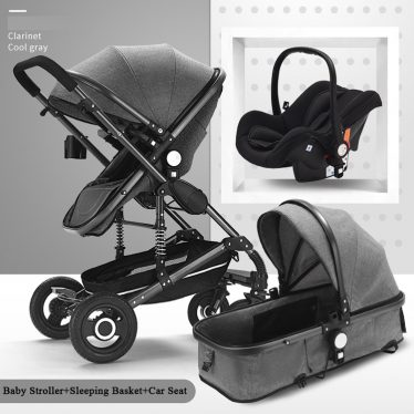 pram 3 in 1 Travel system- Little Bambino -739