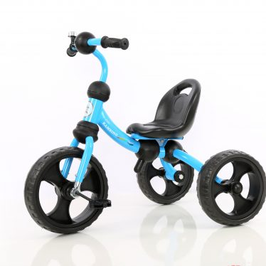 blue trike kids tricycle 133 little bambino