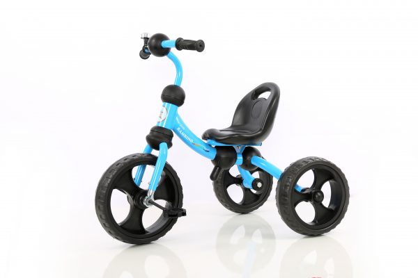 blue trike kids tricycle 133 little bambino
