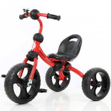 red trike my first trike bike