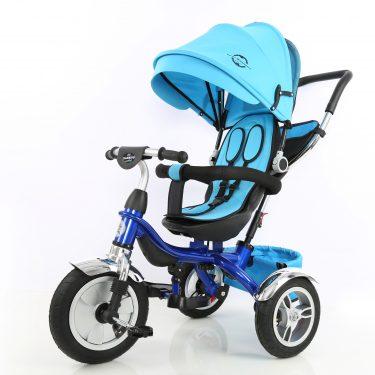 push trike blue 204