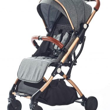 Grey Travel stroller