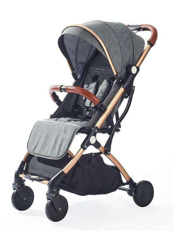 Grey Travel stroller