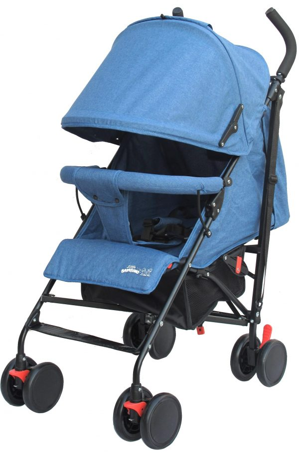 umbrella stroller little bambino