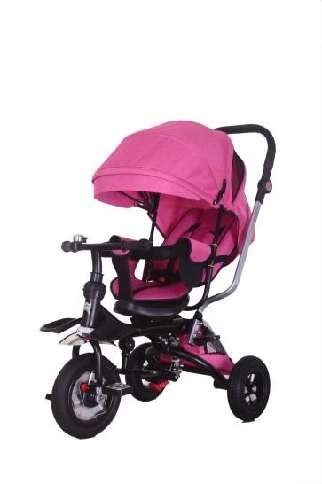 Kids pink trike