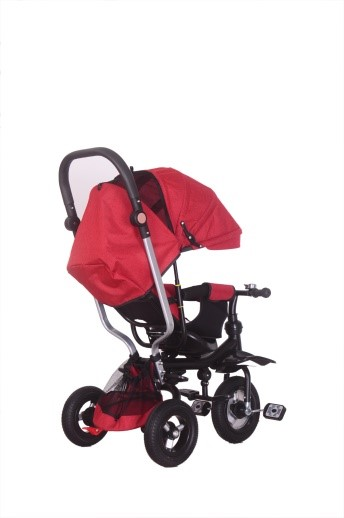 5 in 1 red trike