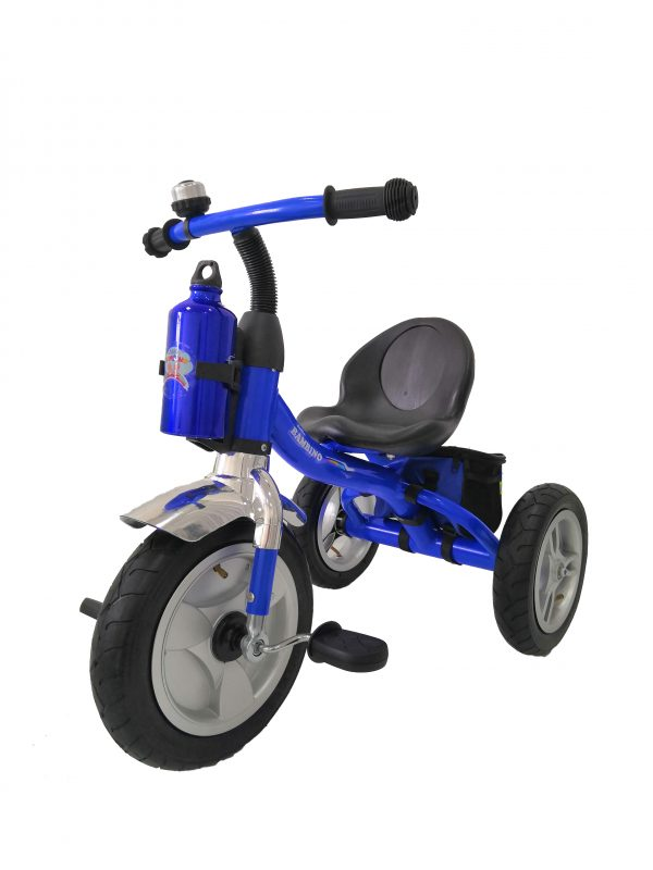my first blue trike