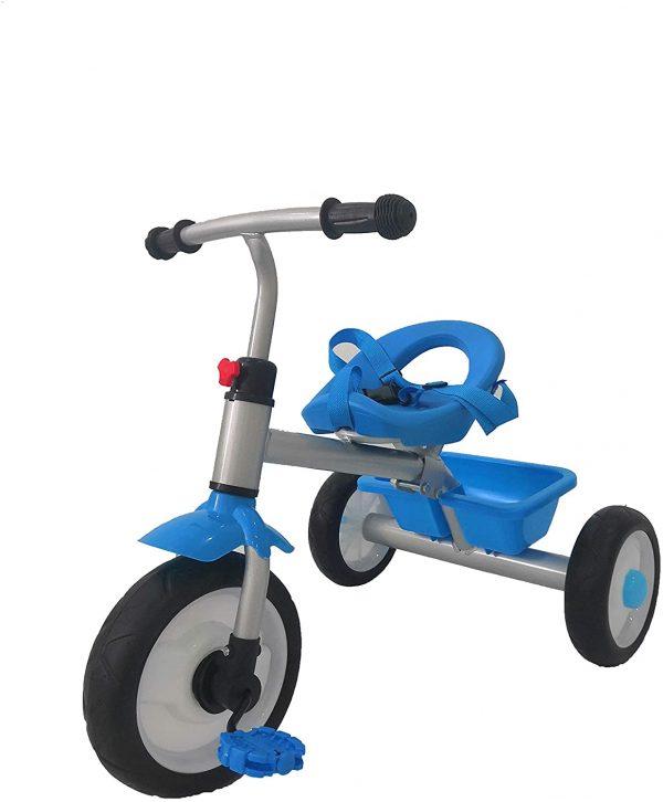 blue 2 in 1 trike little bambino